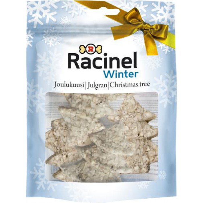 Racinel Winter Christmas Tree 4kpl