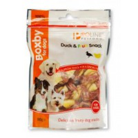 Boxby Duck and Banana Snack 90g