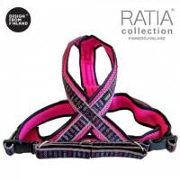 RATIA 8-shape MESH valjas, pinkki
