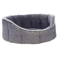 Vita Luxury Oval Bed