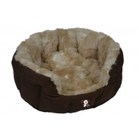 Peluchi Giraffe oval bed