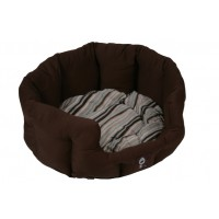 Toulouse oval bed