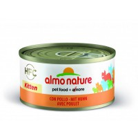 Almo Nature Kitten Chicken 70g