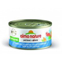 Almo Nature Cats Atlantin-tonnikala 70g
