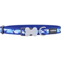 Koiran panta Design - Camouflage Blue
