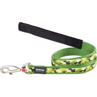 Koiran talutin Design - Camouflage Green