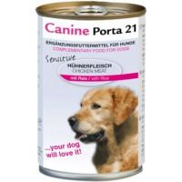 Canine Porta Kana & Riisi Sensitive tölkissä 400g