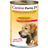 Canine Porta Kana & Tonnikala tölkissä 400g