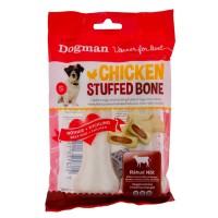 Chicken Stuffed Bone, puruluu kana täytteellä