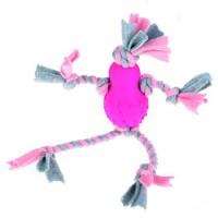 Little Rascals Fleecy Man Pink