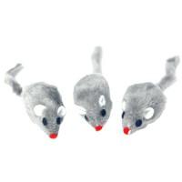 Karvahiiri kissanmintulla 5cm