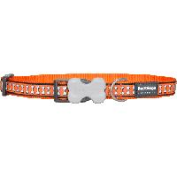 Koiran panta Reflective, Oranssi