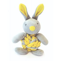 Little Rascals Knottie Bunny Yellow