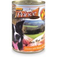 Prince Premium koirille Chicken & Mango 400g