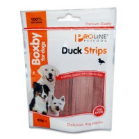 Boxby Duck Strips 90g