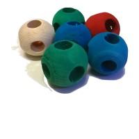 Puutu Original puuhapallo jyrsijöille, syötävän hyvä lelu