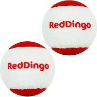 Throw and Stow Rocketball, 2 Red Dingo Tennisballs