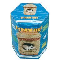 Straw Hut jyrsijänpesä