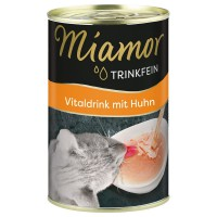 Miamor Vitaldrink chicken 6 x 135ml