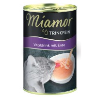 Miamor Vitaldrink duck 135ml