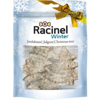Racinel Winter Christmas Tree 4kpl