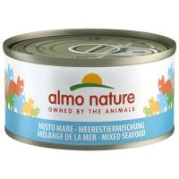 Almo Nature Merenelävät-mix 6*70g (420g)