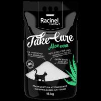 Racinel Comfort Take Care Aloe Vera 15kg paakkuuntuva kissanhiek
