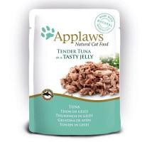 Applaws märkäruokapussi, tonnikala in a Tasy Jelly 70g