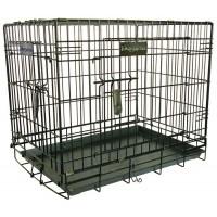 Dogman koiranhäkki 92,5 x 57,5 x 65,5cm (35kg)