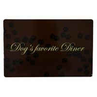 "Ruoka-alusta ""Dog's Favourite Diner"""