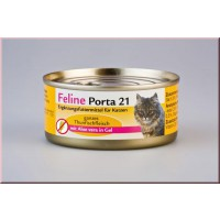 Feline Porta Tonnikala ja Aloe Vera 90g