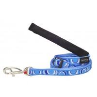Koiran talutin Design - Circadelic Blue