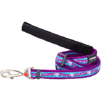 Koiran talutin - Design Unicorn Purple