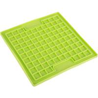 LickiMat Playdate nuolumatto aktivointiin 20*20cm (vihreä)