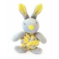 Little Rascals Knottie Bunny Yellow