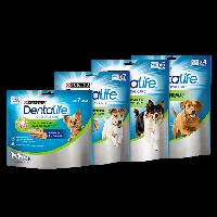 Purina Dentalife Big Pack (S54kpl / M42kpl / L36kpl)