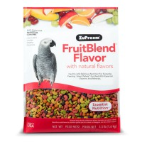 Zupreem Fruit Blend M/L with natural flavors 1,6kg